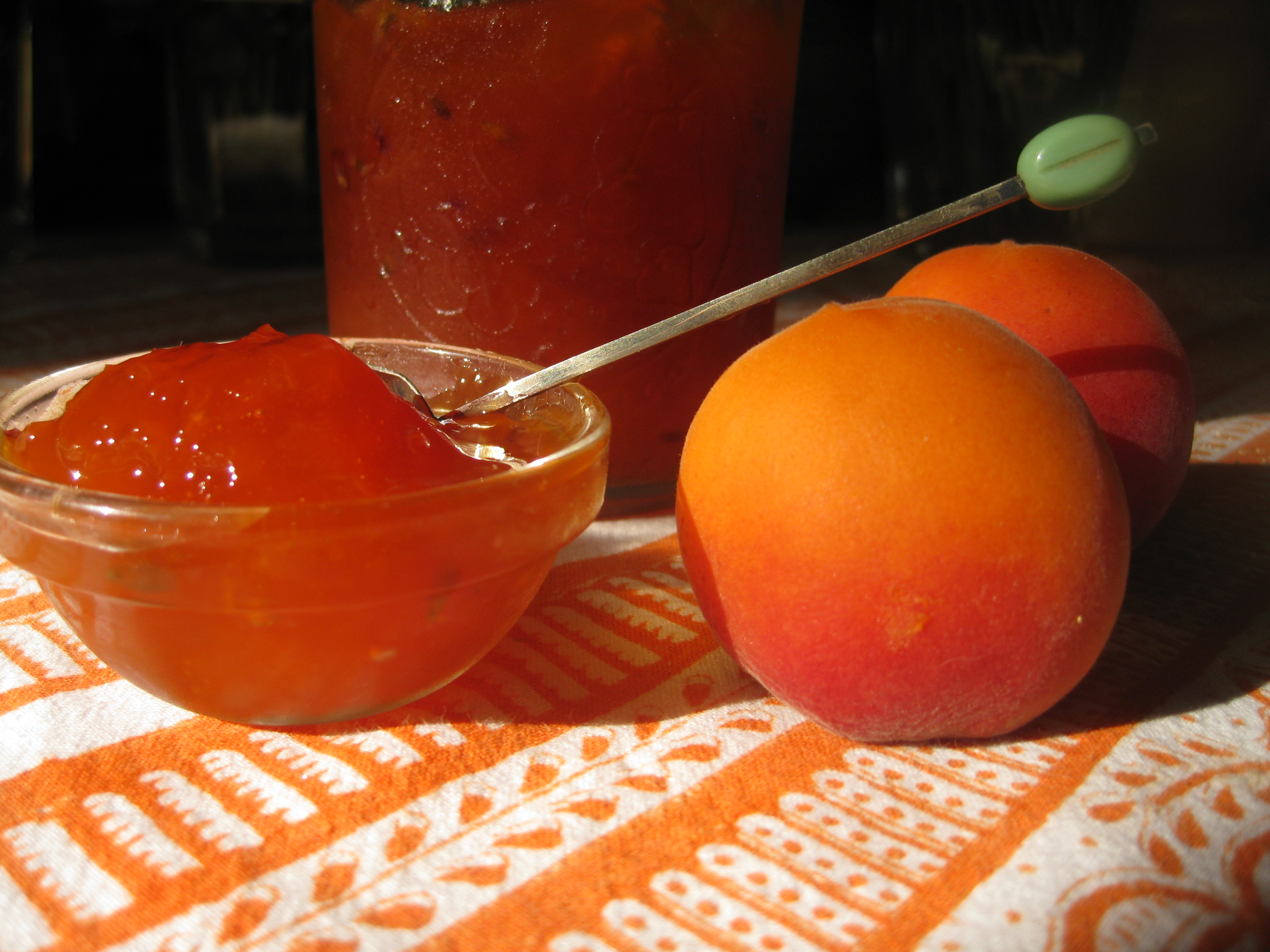 Apricot Lavender Jam – PROSPECT THE PANTRY