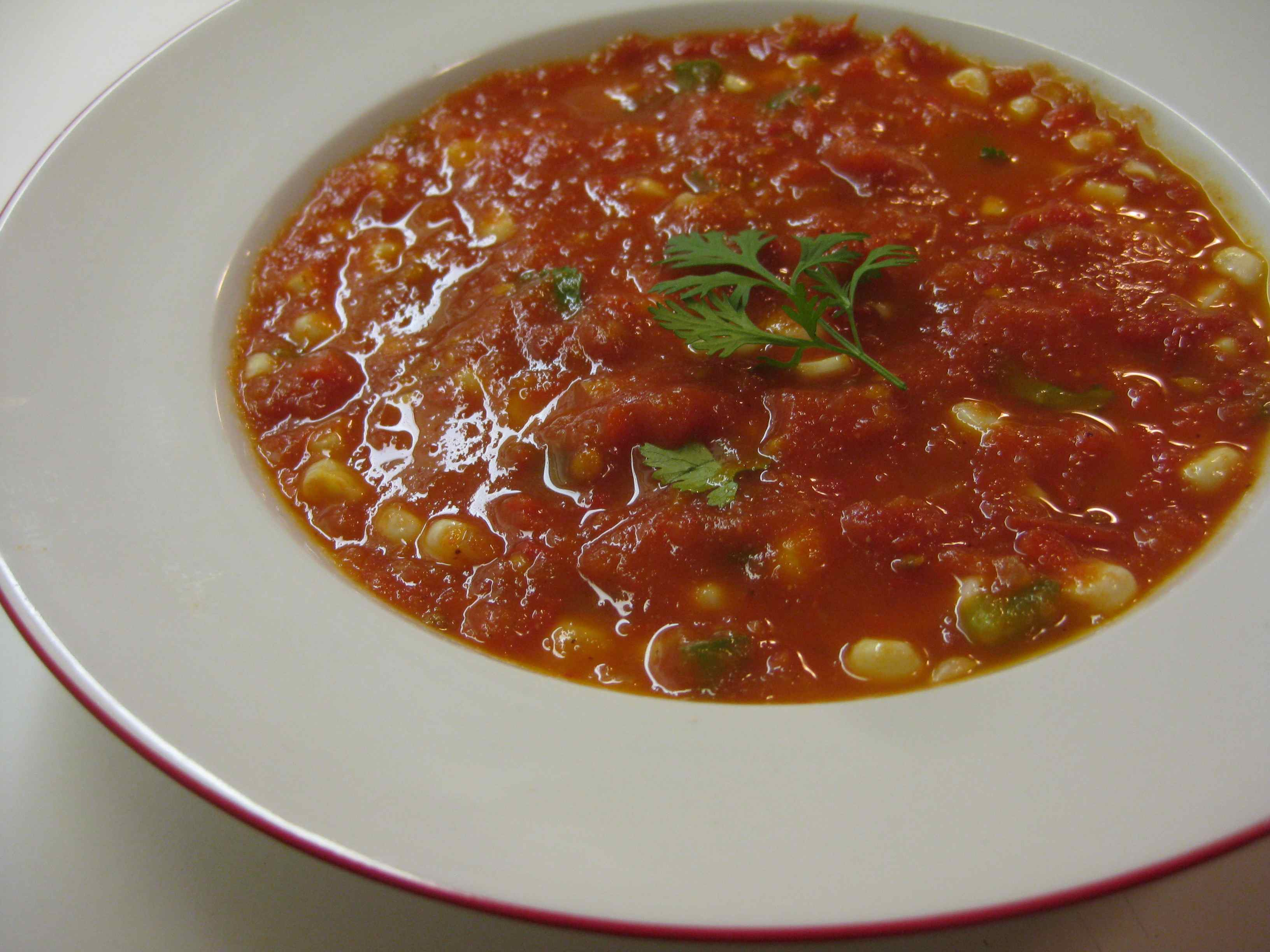 DIY Instant Tomato Bell Pepper Soup Recipes — Dishmaps