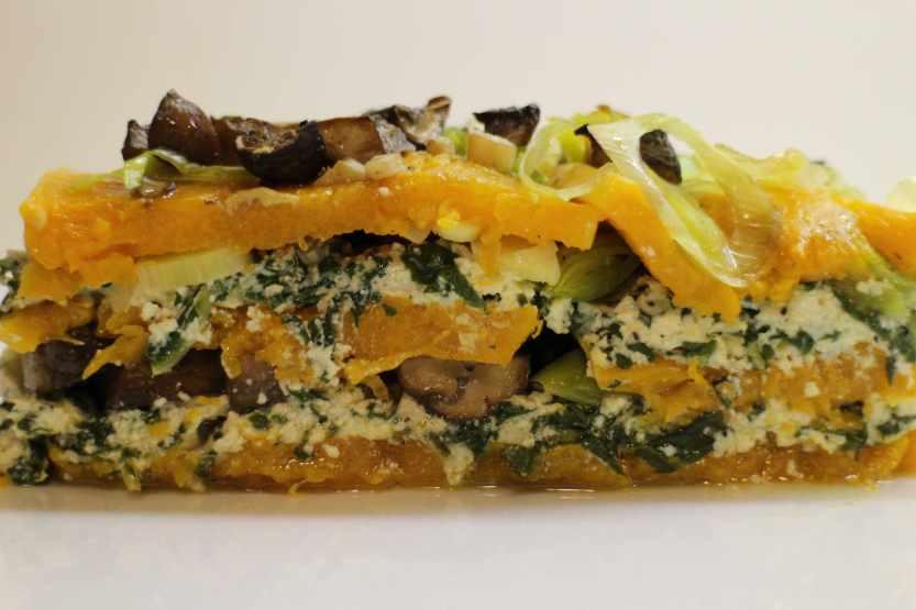 2012 1223 IMG_0106 squash lasagna cut
