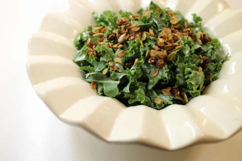 2013 0129 IMG_0552 Kale salad