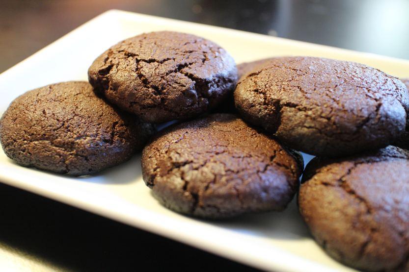 2013 0828 IMG_2784 Dark chocolate cookies