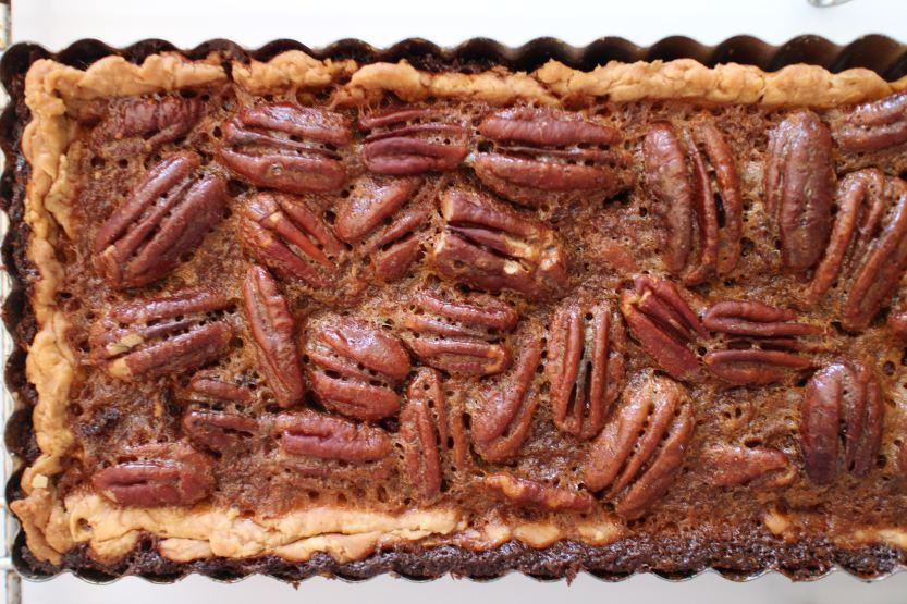 2013 1129 IMG_3568 Pecan tart