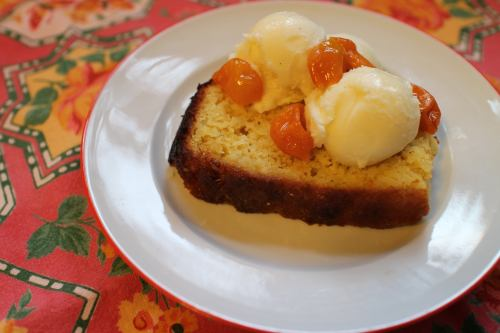 2013 1230 IMG_3617 Poached orange cake