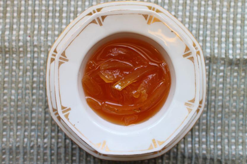 2014 0126 IMG_3804 Grapefruit marmalade in dish