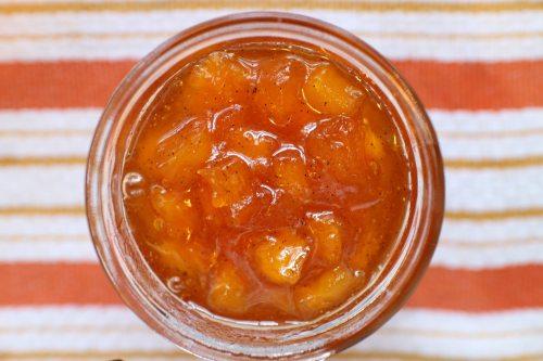 2014 0221 IMG_3934 Winter squash jam with vanilla and rum