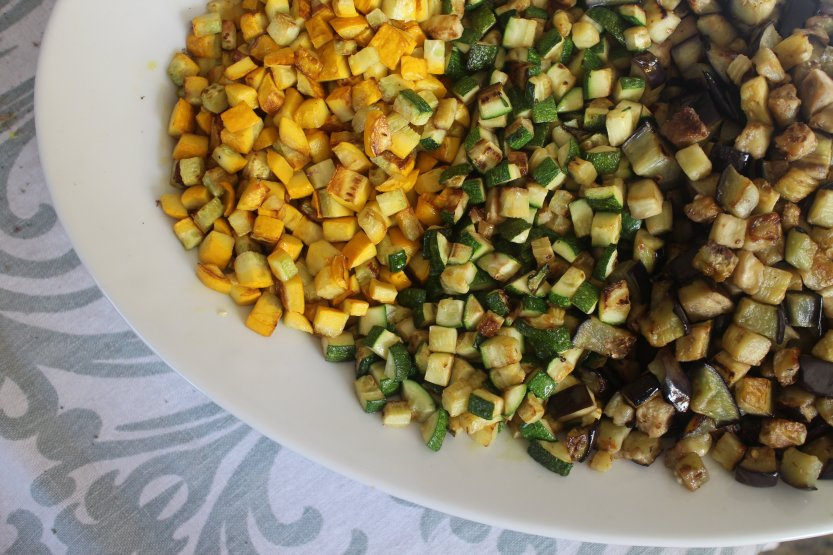 2015 0808 Zucchini and eggplant for caponata