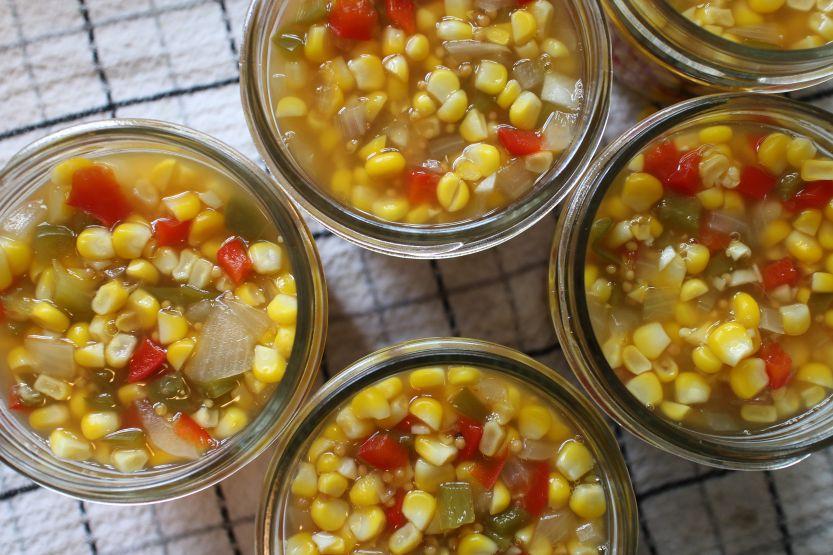 2017 0722 Corn Relish